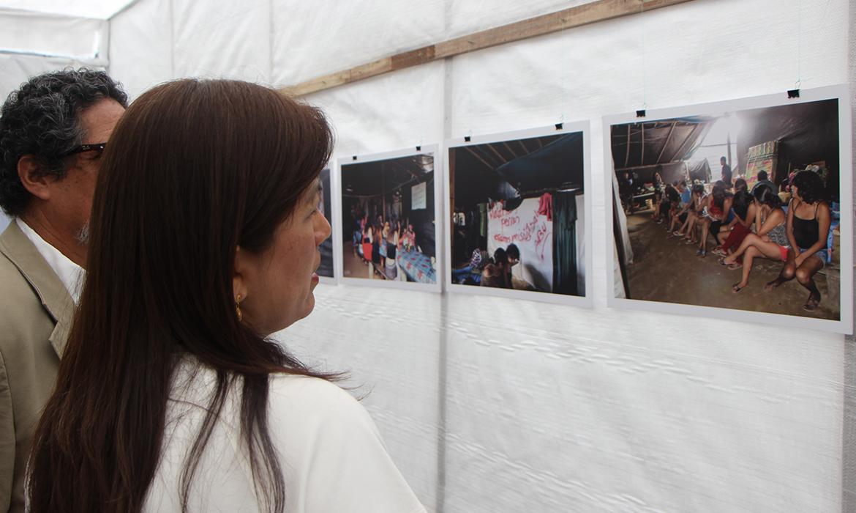 """El Ministerio de Trabajo y Promoción del Empleo será sede de la muestra fotográfica sobre trata de personas """"De la ilusión al infierno"""""""