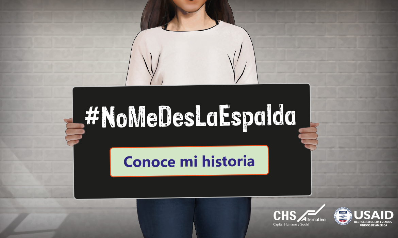 """""""No me des la espalda"""": Combatiendo la trata de personas en el trabajo doméstico"""