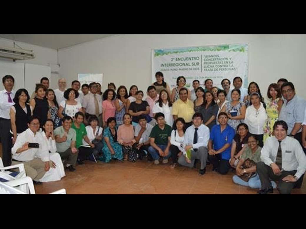 II Encuentro Interregional Sur