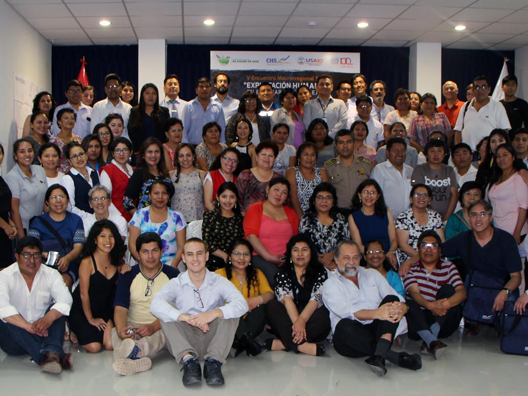 V Encuentro Macrorregional Sur