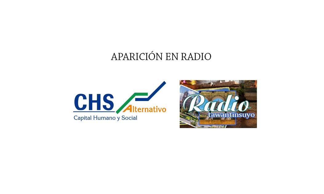 Radio Tawantinsuyo: Conclusiones del taller para operadores de justicia contra la explotación humana