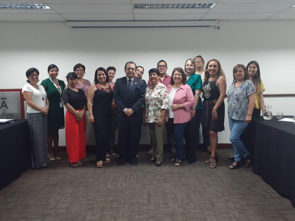 Movimiento vuela libre Lima elige representantes 2020 y 2021