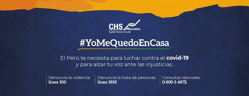 """#Yomequedoencasa: """"no permitamos la explotación y violencia sexual dentro del hogar"""""""