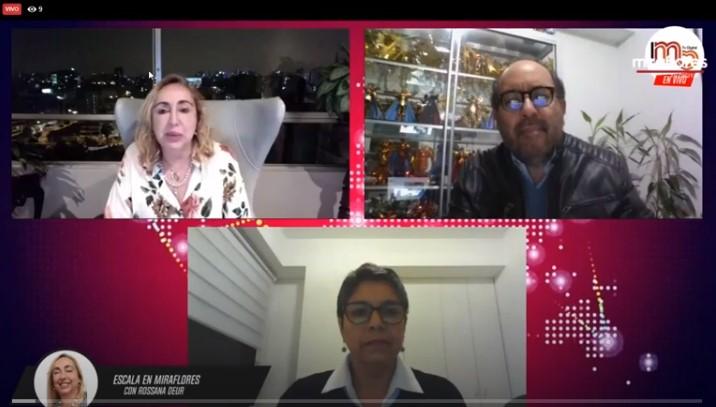 Acciones de prevención de la ESNNA en el Perú – Javier Ruíz Eldredge y Ana Ladera en Miraflores TV