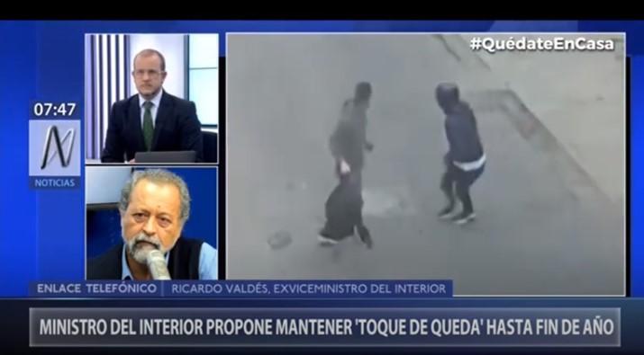 """Ricardo Valdés en Canal N – """"La propuesta del Ministerio del Interior no se ajusta a la verdad"""""""