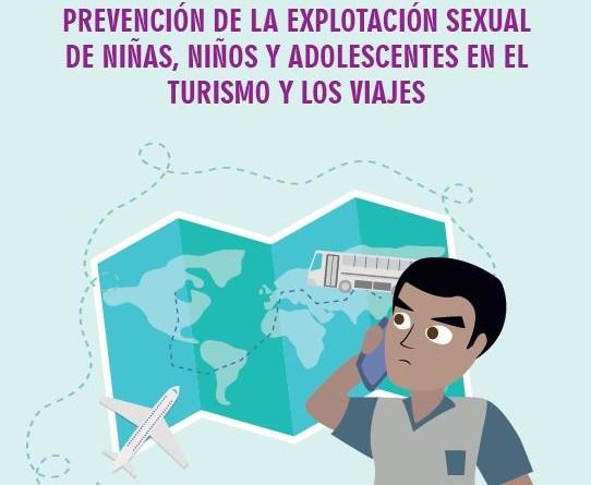 Se capacitará a 92 prestadores de servicios turísticos  para prevenir la explotación sexual de niñas, niños y adolescentes (ESNNA) en el turismo y los viajes