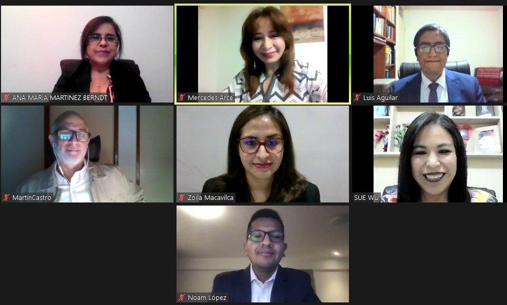 Inauguración del Curso Virtual en materia de Trata de Personas – Nivel 2