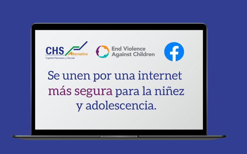 CHS Alternativo se reúne con Facebook Latinoamérica y Comex para dialogar sobre la protección de la niñez frente a la explotación en línea